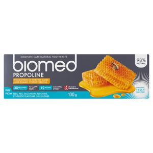 Biomed Propoline přírodní zubní pasta 100g