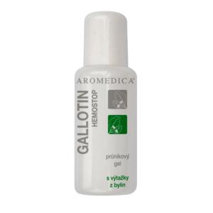 Aromedica Gallotin průnikový gel k ošetření anální oblasti zasažené hemoroidy, 50 ml