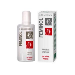Aromedica Feminol mycí olej pro intimní hygienu s růží damašskou, 100 ml