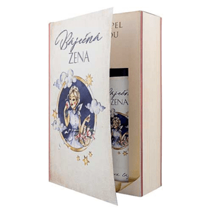 Bohemia Gifts & CosmeticsPivrnec kosmetická sada Báječná žena