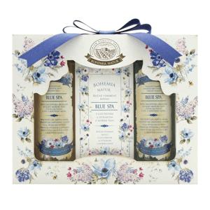 Bohemia Gifts & Cosmetics kosmetická sada Blue Spa