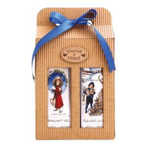 Bohemia Gifts & Cosmetics Vánoční kosmetická sada