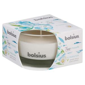 Bolsius Aromatic 2.0 svíčka ve skle In balance 80x50mm