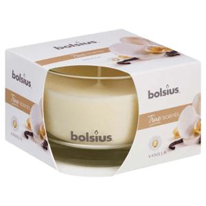 Bolsius Aromatic 2.0 svíčka ve skle Vanilla 90x63mm