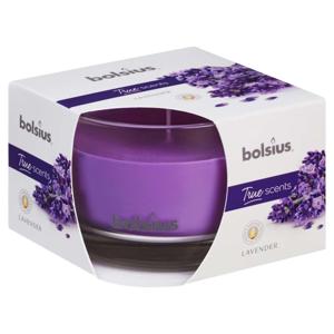 Bolsius Aromatic 2.0 svíčka ve skle Lavender 90x63mm