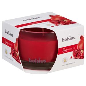 Bolsius Aromatic 2.0 svíčka ve skle Pomegranate 90x63mm