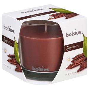 Bolsius Aromatic 2.0 svíčka ve skle Oud wood 95x95mm