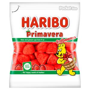 Haribo Primavera pěnové cukrovinky s ovocnou příchutí 100g