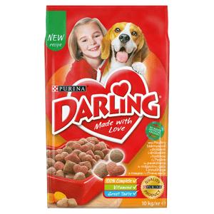DARLING® granule pro psy s drůbežím 10kg