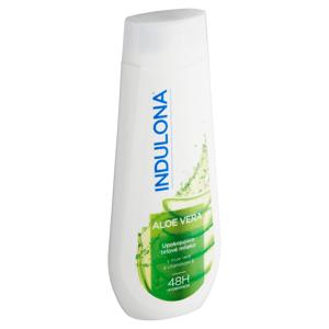 Indulona Zjemňující tělové mléko aloe vera 400ml