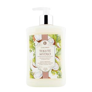 Kokos - tekuté mýdlo 500ml