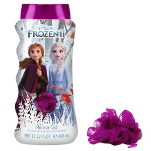 EP Line sprchový gel 450 ml a mycí žínka Frozen 2