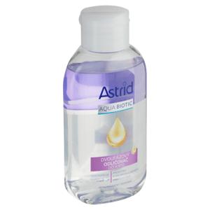 Astrid Aqua Biotic dvoufázový odličovač očí a rtů 125ml