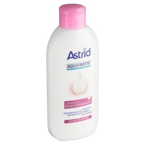Astrid Aqua Biotic zjemňující čisticí pleťové mléko 200ml