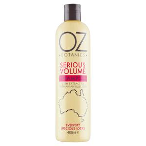 OZ Botanics Serious Volume Shampoo 400ml