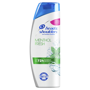 Head & Shoulders Menthol Šampon Proti Lupům 400ml