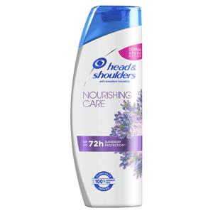 Head & Shoulders Nourishing Care Šampon Proti Lupům 400ml