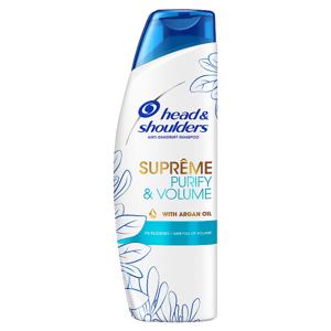 Head & Shoulders Proti Lupům Šampon Purify & Nourish Argan Oil