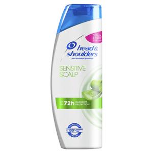 Head & Shoulders Sensitive Šampon Proti Lupům, S Aloe Vera 400ml