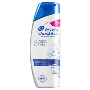 Head & Shoulders Classic Clean Šampon Proti Lupům 250ml
