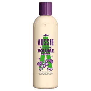 Aussie Aussome Volume Šampon 300ml, Pro Větší Objem Vlasů Šampon