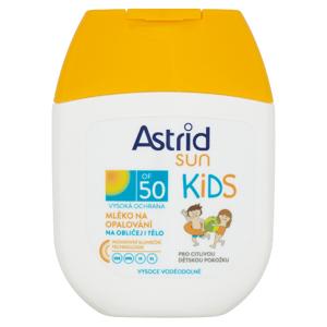 Astrid Sun Dětské mléko na opalování OF 50 80ml