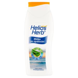 Helios Herb Mléko po opalování s aloe vera a D-panthenolem 400ml