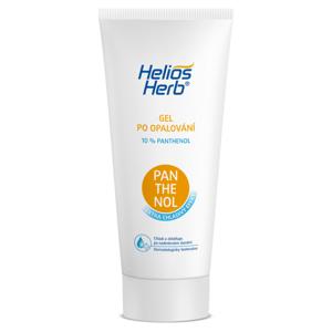 Helios Herb Gel po opalování 10% Panthenol 150ml