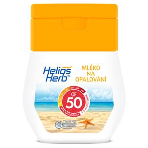 Helios Herb Mléko na opalování OF 50 50ml