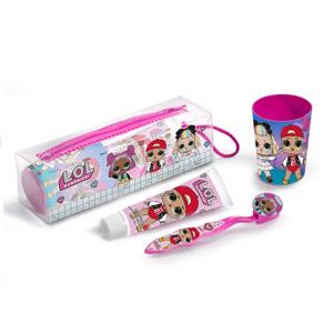 EP Line LOL dívčí sada dentální hygieny