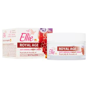 Ellie Royal Age 55+ Revitalizační noční krém proti vráskám 50ml