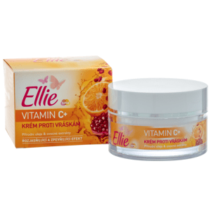 Ellie Vitamin C+ Krém proti vráskám 50ml
