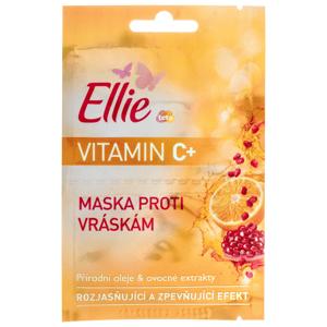 Ellie Vitamin C+ Maska proti vráskám 2x8ml
