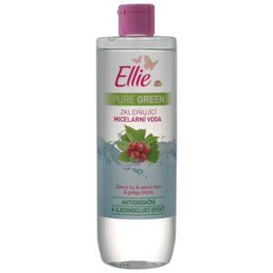 Ellie Pure Green Zklidňující micelární voda 400ml