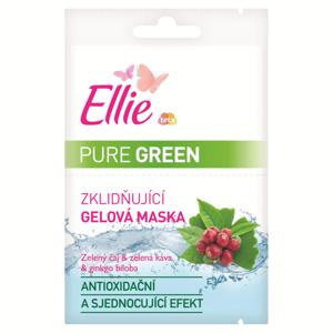 Ellie Pure Green Zklidňující gelová maska 2x8ml
