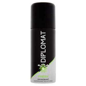 Diplomat Fresh parfémovaný télový sprej 150ml