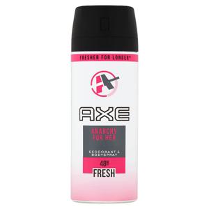 AXE Anarchy for Her dámský deodorant sprej 150ml