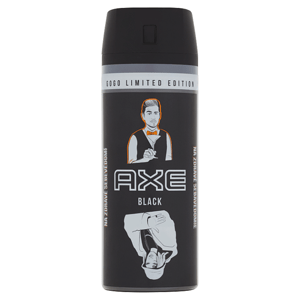 AXE Black GOGO limited edition deodorant sprej pro muže 150ml
