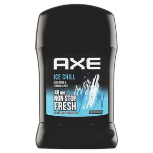 Axe Ice Chill tuhý deodorant pro muže 50g