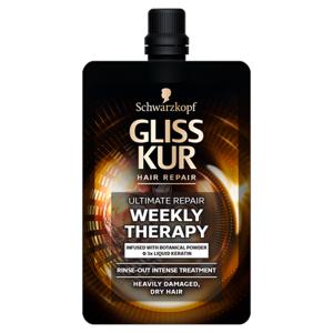 Gliss Kur týdenní pečující kúra Ultimate Repair 50ml