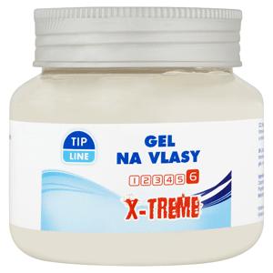 Tip Line X-treme gel na vlasy 250ml