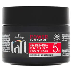 Taft gel na vlasy Power Extreme Gel 250ml