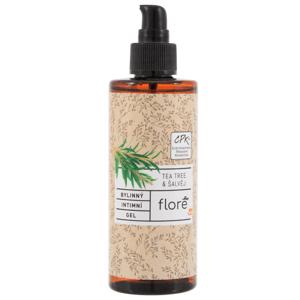 Floré Bylinný intimní gel tea tree & šalvěj 200ml