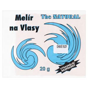 Bellazi The Natural Melir na vlasy ohnivě rudý 20g