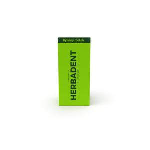 HERBADENT Original Bylinný roztok 25 ml