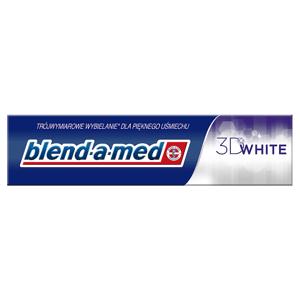 Blend-a-med 3DWhite Zubní Pasta 75ml