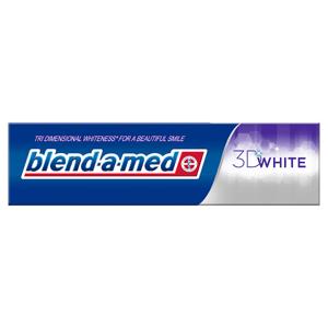Blend-a-med 3DWhite Zubní Pasta 100ml