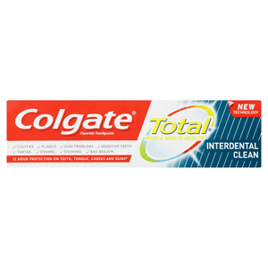 Colgate ZP 75ml Total interdental cl.