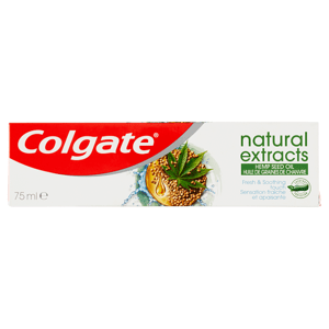 Colgate Natural Extracts Hemp Seed Oil zubní pasta 75ml