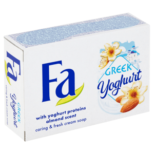 Fa tuhé mýdlo Greek Yoghurt 90g